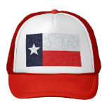 TEXAS STATE FLAG HATS