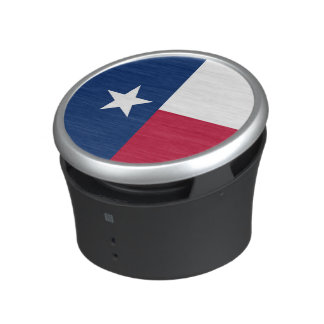 Texas state flag - high quality authentic color bluetooth speaker