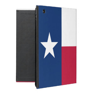 Texas state flag - high quality authentic color case for iPad