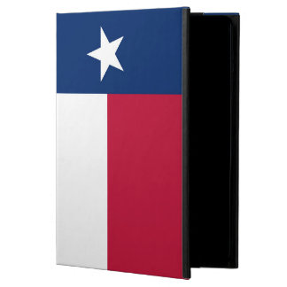 Texas state flag - high quality authentic color case for iPad air