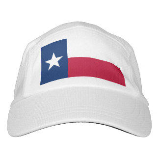Texas state flag - high quality authentic color hat