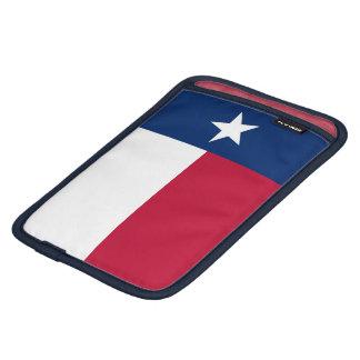 Texas state flag - high quality authentic color iPad mini sleeve