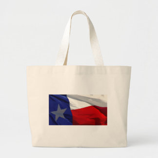 Texas State Flag Jumbo Tote Bag
