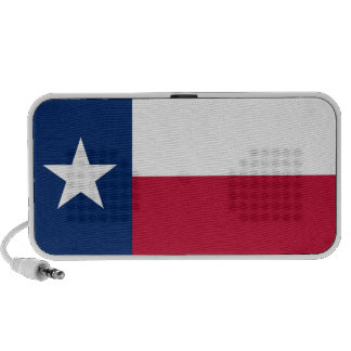 Texas State Flag - Lone Star State Notebook Speakers