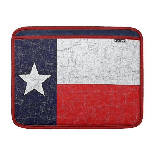 TEXAS STATE FLAG MacBook Air Sleeve