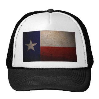 Texas State Flag Mesh Hats
