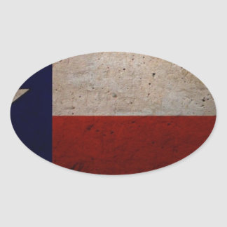 Texas State Flag Stickers