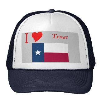 Texas State Flag Trucker Hat