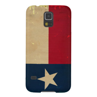 Texas State Flag VINTAGE Galaxy S5 Case
