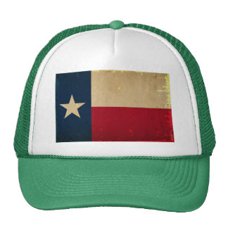 Texas State Flag VINTAGE Mesh Hats