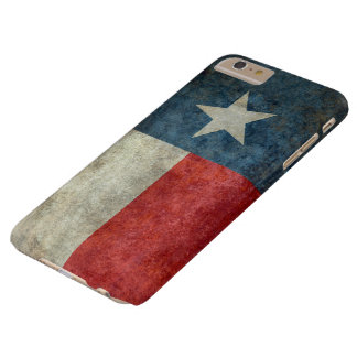 Texas state flag vintage retro case iPhone 6 plus