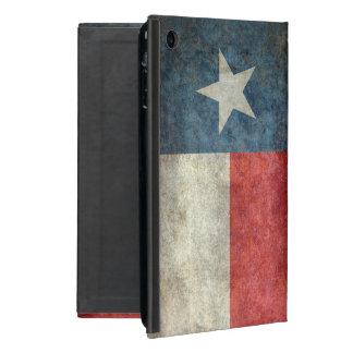 Texas state flag vintage retro iPad mini case