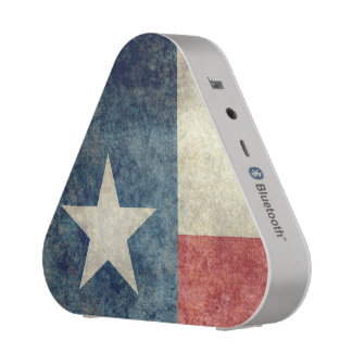 Texas state flag vintage retro Pieladium Speakers