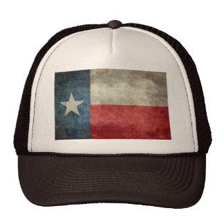 Texas state flag vintage retro style cap