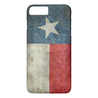 Texas state flag vintage retro style iPhone 7 case