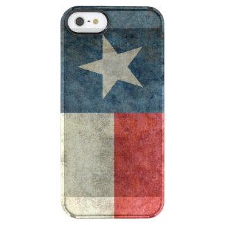 Texas state flag vintage retro style phone case