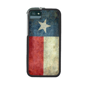 Texas state flag, Vintage retro style phone case Case For iPhone 5/5S
