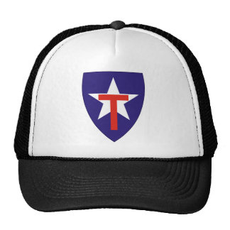 Texas State Guard Hat