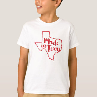 Texas State Made in Texas T-Shirt