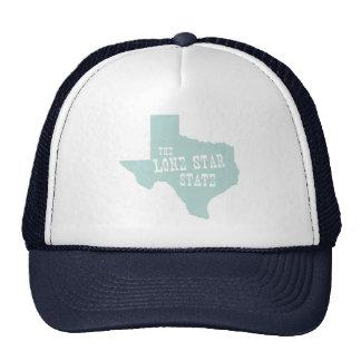 Texas State Motto Slogan Hats