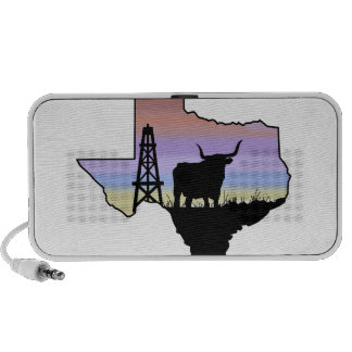 Texas State Notebook Speakers
