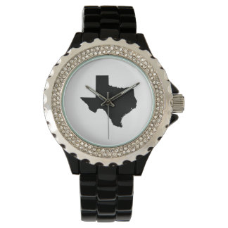 Texas State Outline Watch