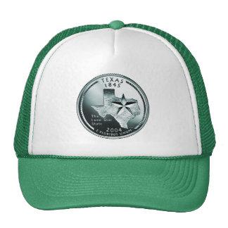 Texas state quarter cap
