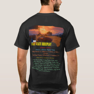 Texas State Roleplay T-Shirt