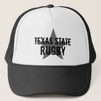 Texas State, Rugby Trucker Hat