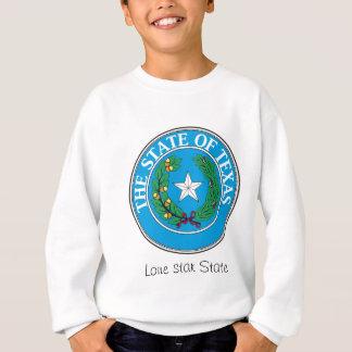 Texas State Seal and Motto Sweatshirt