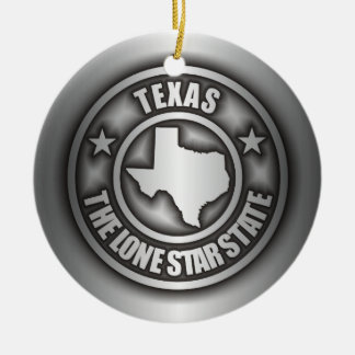 """Texas Steel"" Decorative Ornaments"