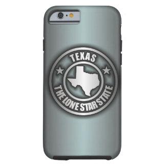 """Texas Steel"" iPhone 6 case (Blue-Gray)"