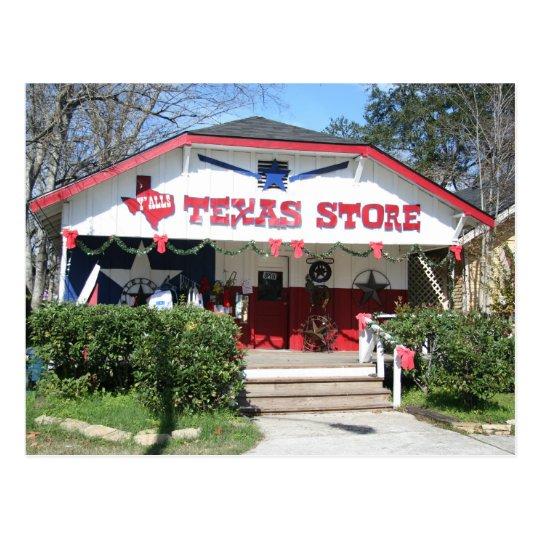 Texas Store in Spring, Texas Postcard