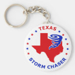 Texas Storm Chaser Keychains