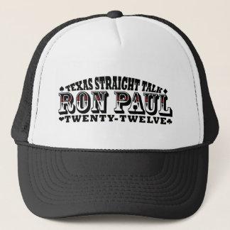 TEXAS STRAIGHT TALK CAP