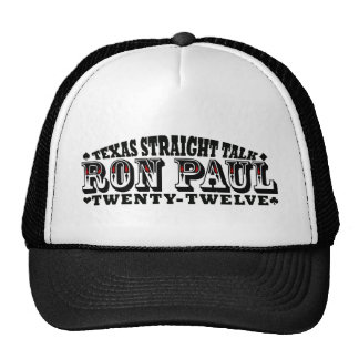 TEXAS STRAIGHT TALK CAP