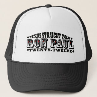 TEXAS STRAIGHT TALK TRUCKER HAT