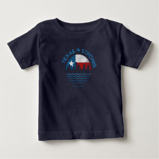 Texas Strong Hurricane Harvey Baby T-shirt