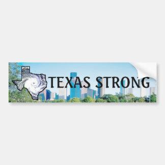 Texas Strong, Hurricane Support Bumper Sticker