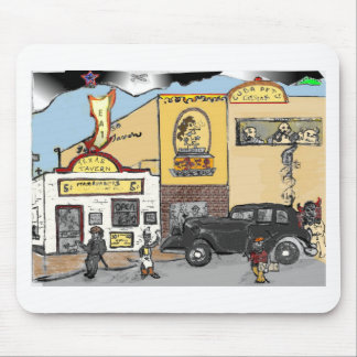 Texas Tavern Mouse Pads