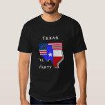 Texas Tea Party Black Tshirts