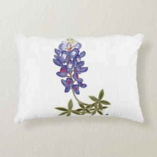 Texas Texan bluebonnet wildflower mug Decorative Cushion