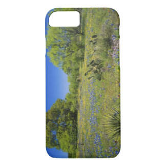 Texas, Texas Hill Country, Low bladderpod, iPhone 8/7 Case