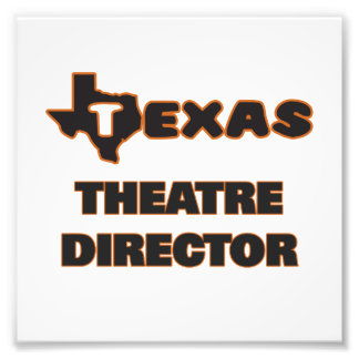 Texas Theatre Director Photo Print