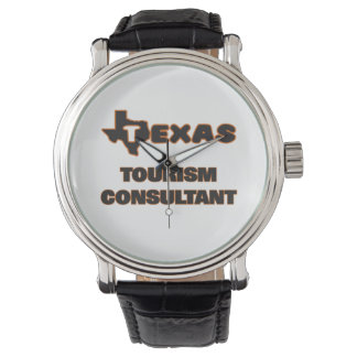 Texas Tourism Consultant Wristwatches