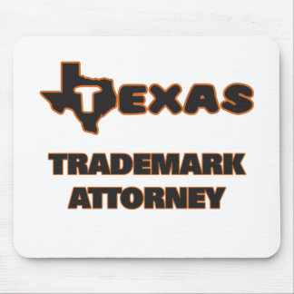 Texas Trademark Attorney Mouse Pad