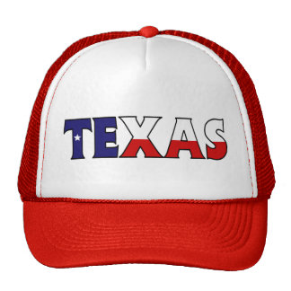 Texas Trucker Trucker Hats