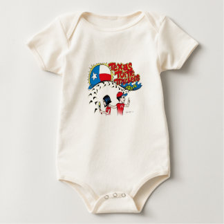 Texas Turtle Tracker Baby Bodysuit