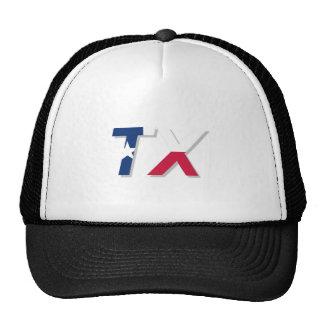 Texas TX Cap
