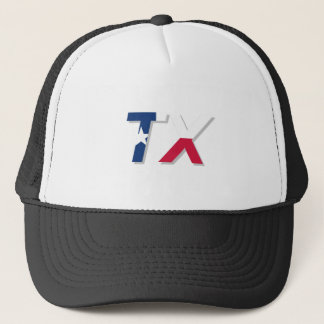 Texas TX Trucker Hat